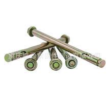 批发优质六角法兰套管壁虎 大垫片膨胀栓 五彩镀锌膨胀螺丝螺栓
