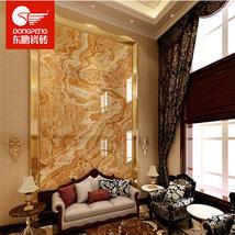东鹏瓷砖 海纳百川 聚财大气客厅艺术电视背景墙砖微晶石墙砖
