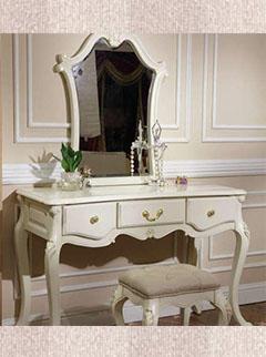 实木梳妆台梳妆凳