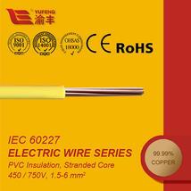 重庆渝丰专业电线电缆厂渝丰铜芯软线BVR 1.5mm