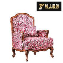 佛山尊士家具椅子休闲椅欧式餐椅