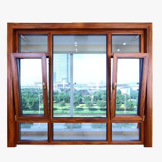 俪豪装饰材料铝合金窗